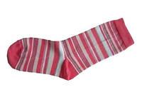 Носки женские цветные, хлопок