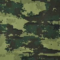 Ткань камуфляжная саржа МО-ВО Цифра Полевая