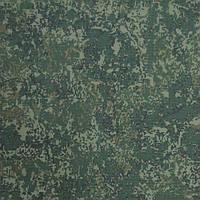 Ткань камуфляжная саржа МО-ВО Цифра лесная