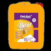 """Грунтовка глубокого проникновения """"DekArt Base"""" 10л"""