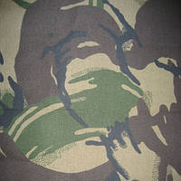 Ткань камуфляжная бундес-сатин DPM (британец)