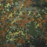 Камуфляжная ткань бундес-сатин Flektarn Германия