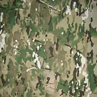 Камуфляжная ткань бундес-сатин MultiCam Original