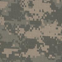 Ткань сумочно-рюкзачная КОРДУРА 1200D (ПУ) акупат ACUPAT