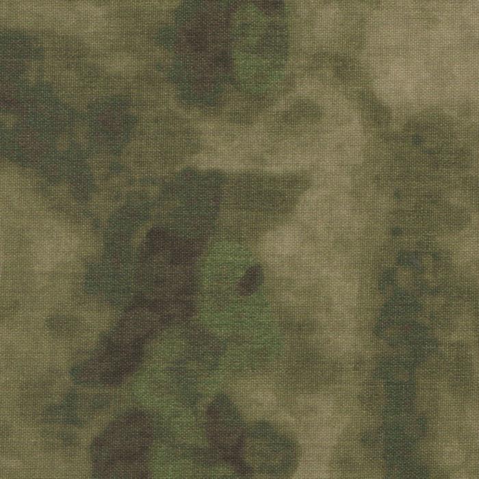 Ткань сумочно-рюкзачная КОРДУРА 1000D (ПУ) атакс A-TACS FG