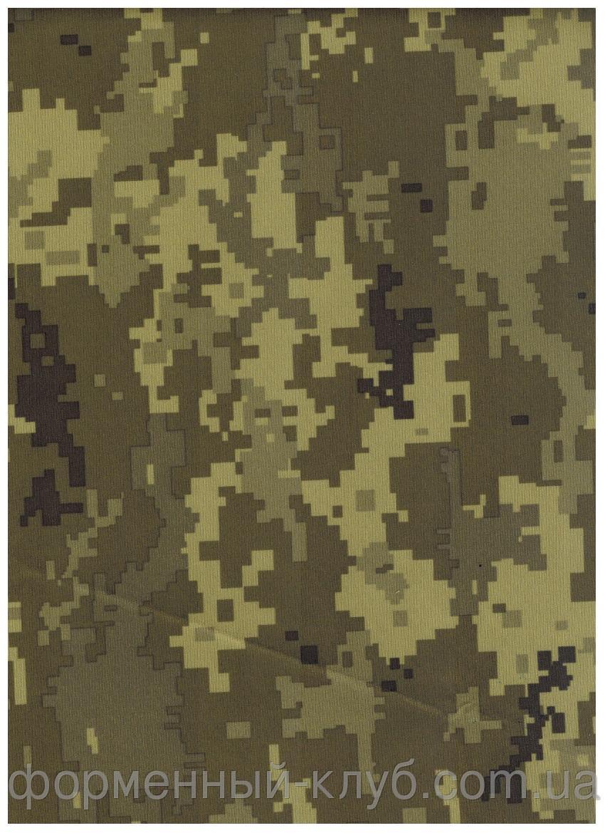 Ткань Дюспо бондинг-флис пиксель ЗСУ мембранным покрытием
