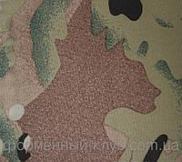 Ткань Дюспо бондинг-флис мультикам с мембранным покрытием, фото 1