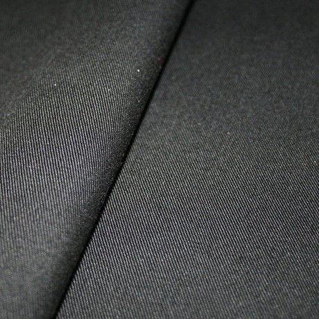 Ткань Саржа черная