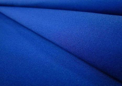 Саржа синий