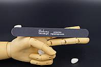 Пилочка минеральная BOHEMA черная узкая 180/240