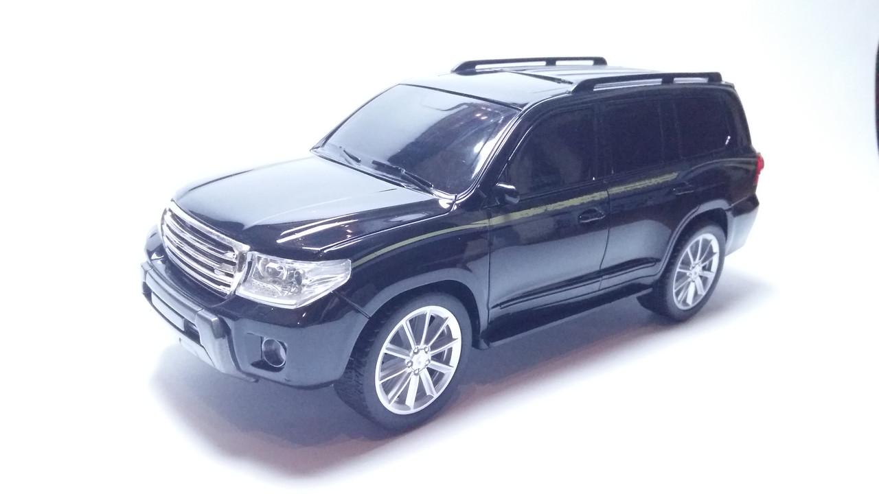 Джип на радиоуправлении 1:14 Toyota Land Cruiser 200 Крузак Черный