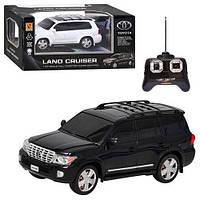 Машина на радио управлении Toyota Land Cruiser 200 Черная