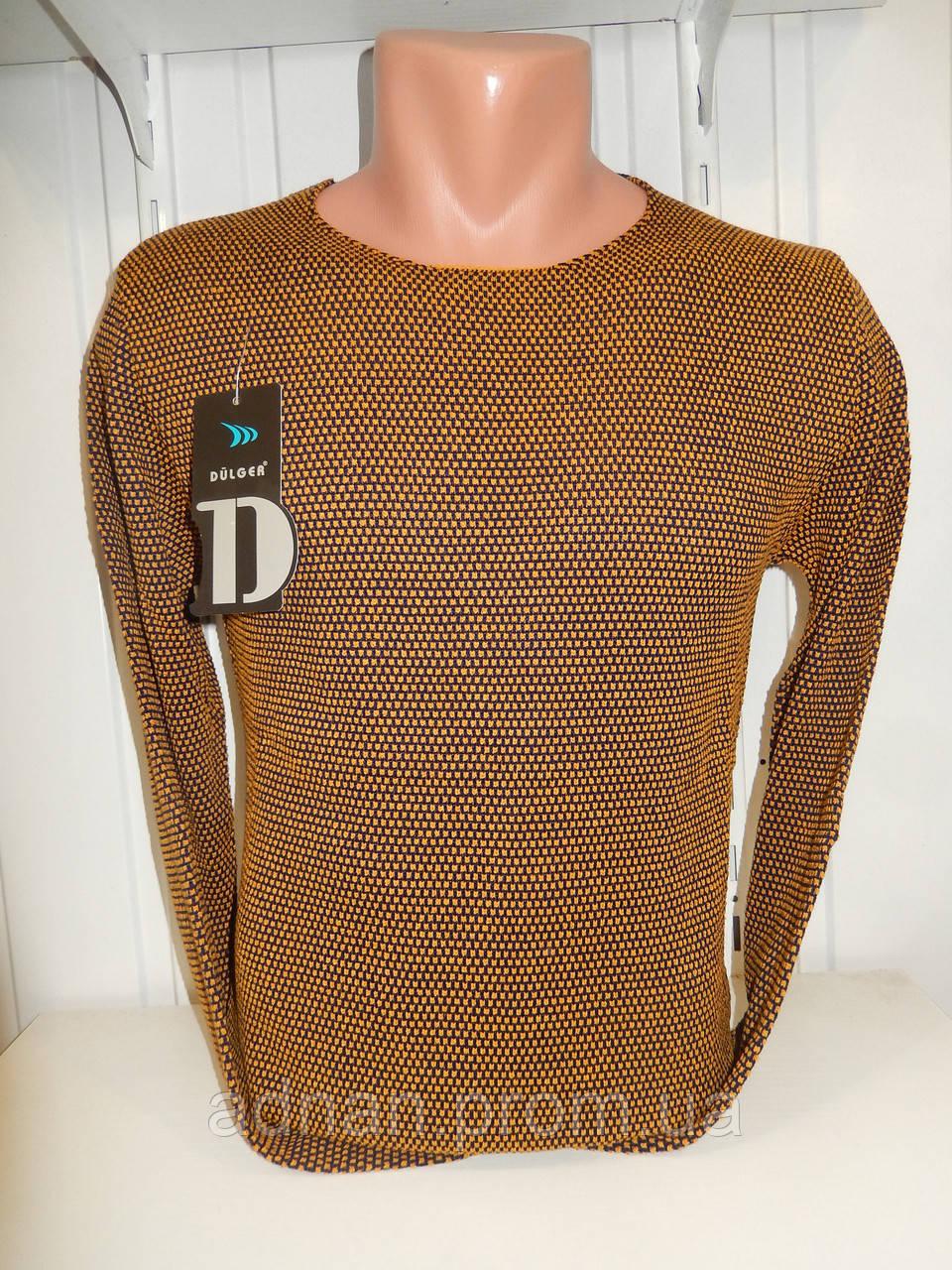 Свитер мужской DULGER, узор на фото 002/ купиь свитер мужской оптом