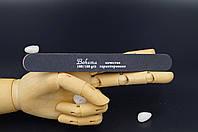 Пилочка минеральная BOHEMA черная узкая 100/180