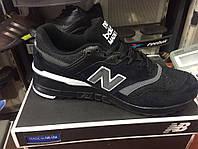 Мужские кроссовки New Balance 997 Jaguar Black