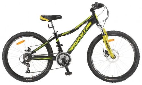 "Велосипед Avanti RAPID 24"" (2015)"
