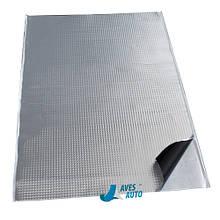 Виброизоляция Acoustics Vizol 3 мм (0,7х0,5)