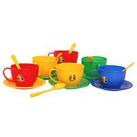 Посуда Технок 0465. Чайный набор в пакете