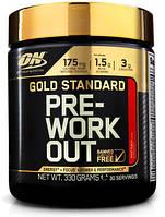 Optimum Gold Standard Pre Workout