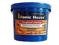 """Огнезащитная краска для древесины """"Firebio coating"""" 1л"""