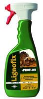 Пропитка на спиртовой основе для уничтожения вредителей Lignofix I-Profi - ОН (безцветный) 0,4 кг