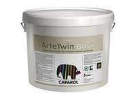 Декоративная штукатурка Capadecor ArteTwin Basic (База под колеровку) 5л