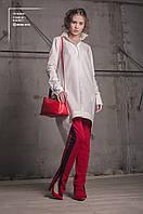 Платье женское, белое, мультисезон P-AMELIA1