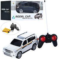 Машина на радио управлении Toyota Land Cruiser 200 Белая