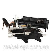Кофейный стол Isamu Noguchi, черный / Стол журнальный Ногучи, столешница стекло 19 мм, фото 2