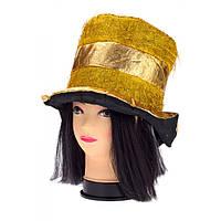 Шляпа золотой колпак