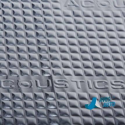 Виброизоляция Acoustics Alumat 2,2 мм (0,7х0,5), фото 2