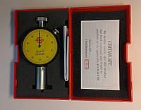 Дюрометр (твердомер) Шора модель SHORE D с одной стрелкой, шкала HD 0-100