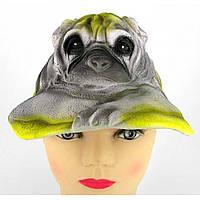 Маска - шляпка собака