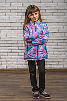 Курточка для девочки весна-осень, фото 1
