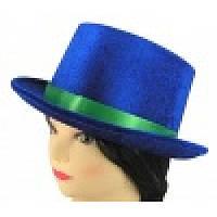 Шляпа с лентой цилиндр - праздник