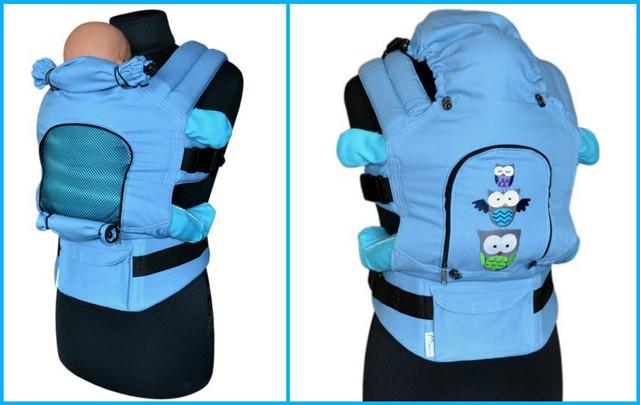 Эргономичный рюкзак Совята фото