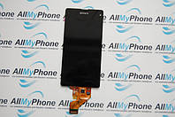Дисплейный модуль для мобильного телефона Sony Xperia M51w Z1 mini / D5503 черный