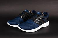 Мужские кроссовки Adidas Energy Boost, адидас синии