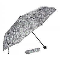 """Зонт """"денежный - доллары"""" ( зонт для привлечения денег )"""