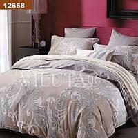 Комплект постельного белья Вилюта ранфорс семейный 12658