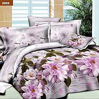 Комплект постельного белья Вилюта ранфорс Platinum полуторный 2005
