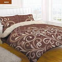 Комплект постельного белья Вилюта ранфорс Platinum полуторный 9692