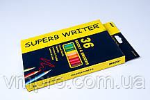 """Олівці кольорові """"MARCO"""" Superb Writer,№4100-36CB (36 кольорів)"""