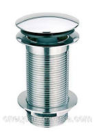 Донный клапан клик-клак (удлиненный) McAlpine CWU60-CB Хром