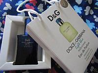 Парфюм Dolce & Gabbana Light Blue pour Homme (Дольче и Габбана Лайт Блю пур Хоум) в упаковке 50мл