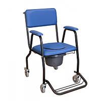 Кресло-каталка с санитарным оснащением Herdegen Club