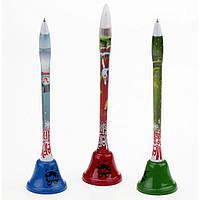 Колокольчик ручка новогодний, 3 вида