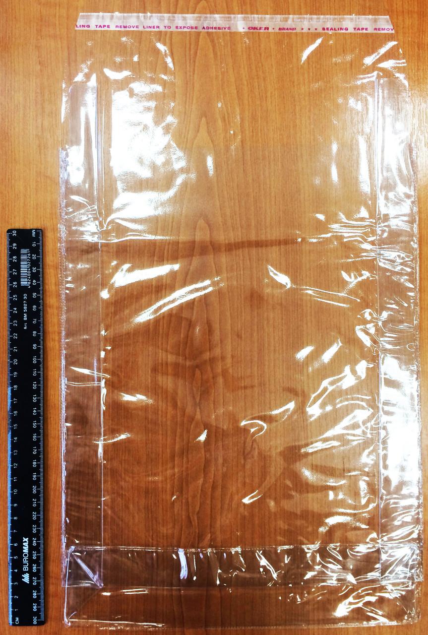 Пакет ПВХ объемный V60