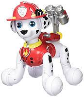 Интерактивный робот - щенок Зумер Zoomer Marshall