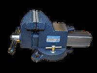 Тиски слесарные стальные, ширина губок 125 мм King Tony - 9TZ11-05